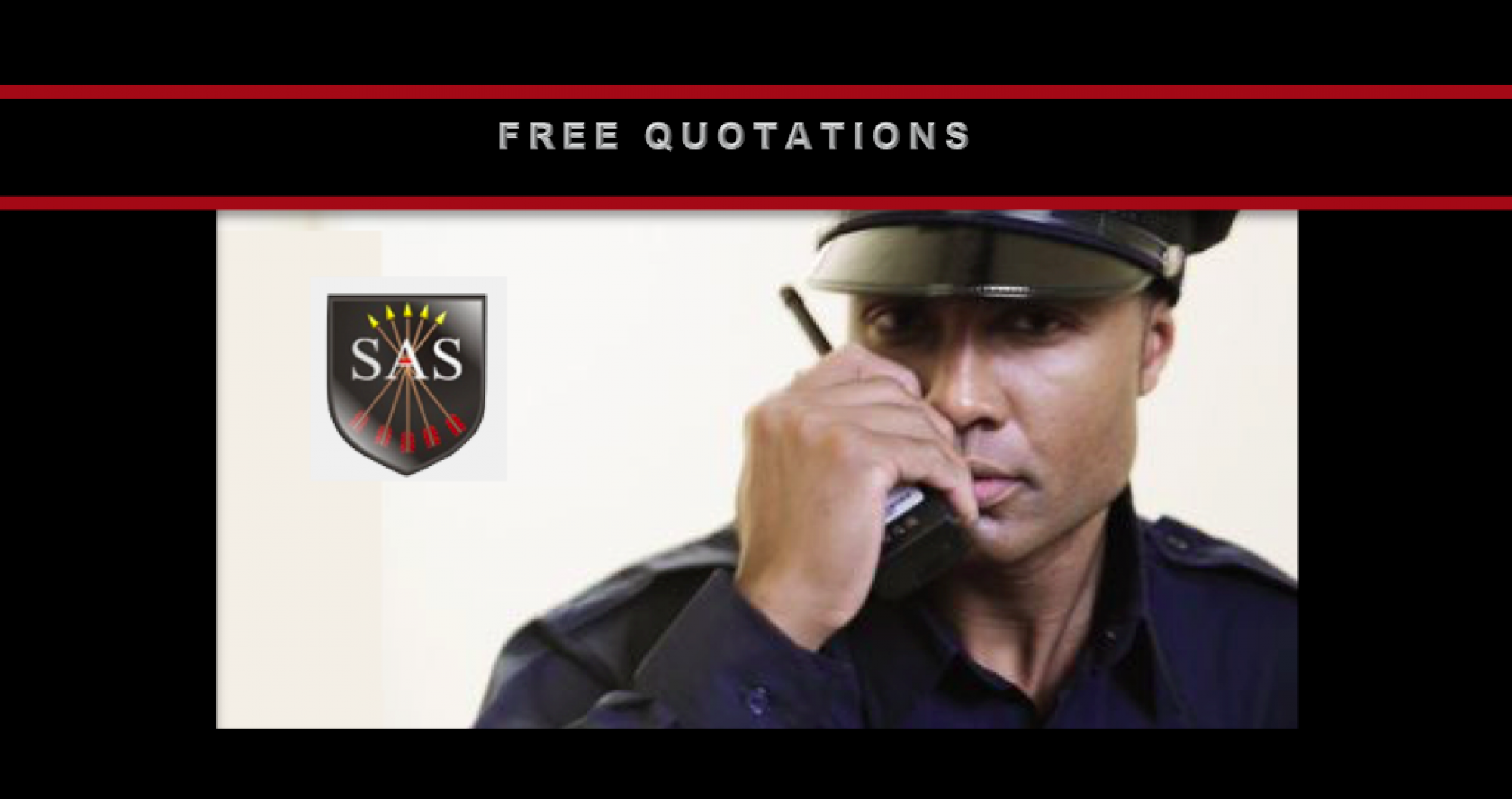 SAS Security Services