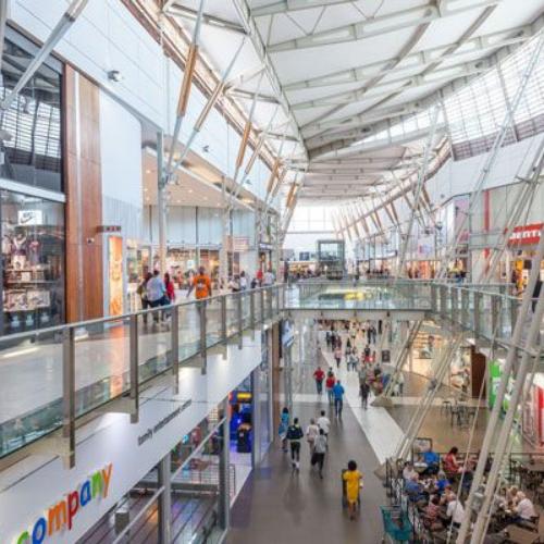 shopping centre security